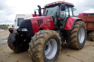 Tractor Case IH CVX 1155