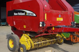 Presă balotat New Holland BR740