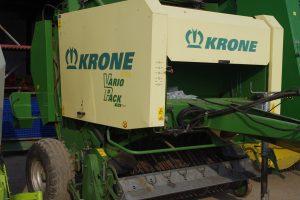 Presă balotat Krone Vario Pack 1510 Eco