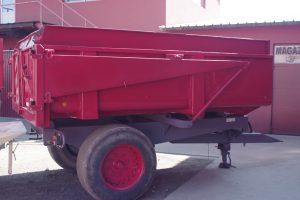 Remorcă 6 tone