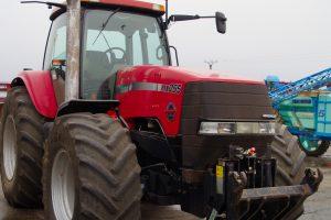 Tractor Case MX 255 Magnum