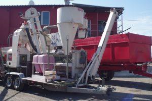 Stație de sortare Dorez 8 tone pe oră