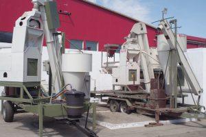 Statie sortare Dorez 4 tone pe oră